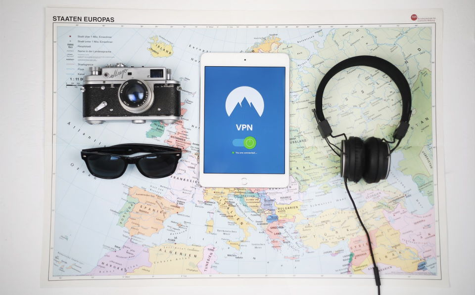 VPN en vakantie